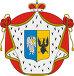 Герб князей Барятинских и Волконских, иллюстрация № 5517792 (c) VectorImages / Фотобанк Лори