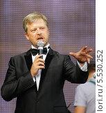Купить «Валдис Пельш», фото № 5530252, снято 31 июля 2010 г. (c) Vasily Smirnov / Фотобанк Лори