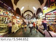 Купить «Египетский базар в Стамбуле, Турция», фото № 5544652, снято 4 июля 2012 г. (c) Losevsky Pavel / Фотобанк Лори