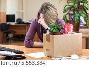 Купить «Сокращение сотрудников на предприятии», фото № 5553384, снято 31 января 2014 г. (c) Кекяляйнен Андрей / Фотобанк Лори