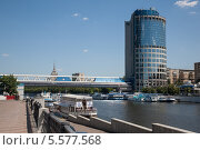 Купить «Москва-Сити», фото № 5577568, снято 21 июня 2012 г. (c) Юлий Шик / Фотобанк Лори