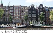 Амстердам. Городской пейзаж (2012 год). Редакционное фото, фотограф Татьяна Базикова / Фотобанк Лори