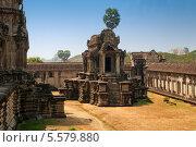 Ангкор Ват, Камбоджа (2013 год). Стоковое фото, фотограф Юлия Бабкина / Фотобанк Лори
