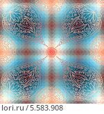 Купить «Бесшовная пастельная текстура с узором», иллюстрация № 5583908 (c) Касьянова Татьяна / Фотобанк Лори