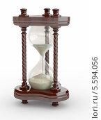 Купить «Песочные часы», иллюстрация № 5594056 (c) Maksym Yemelyanov / Фотобанк Лори