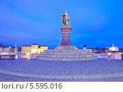 Купить «Памятник королю Густаву III. Стокгольм. Швеция», эксклюзивное фото № 5595016, снято 23 ноября 2013 г. (c) Литвяк Игорь / Фотобанк Лори