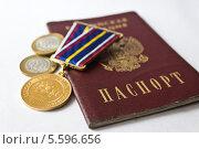 Купить «Всероссийская перепись населения», фото № 5596656, снято 16 февраля 2014 г. (c) Sashenkov89 / Фотобанк Лори