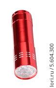 Купить «LED фонарь», фото № 5604300, снято 24 ноября 2012 г. (c) Valeriy Novikov / Фотобанк Лори