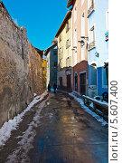 Франция, Альпы, г. Бриансон (2013 год). Редакционное фото, фотограф Владимир Федечкин / Фотобанк Лори