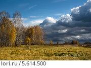 Осенний пейзаж. Стоковое фото, фотограф ASA / Фотобанк Лори