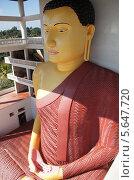 Храм Вехерахена. Матара. Шри-Ланка (2014 год). Стоковое фото, фотограф Сергей Воронин / Фотобанк Лори