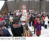 Масленица (2008 год). Редакционное фото, фотограф Светлана Островская / Фотобанк Лори
