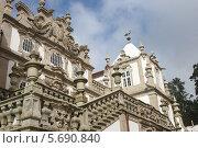 Дворец Фреша в городе Порто (2013 год). Стоковое фото, фотограф Дмитрий Булатов / Фотобанк Лори