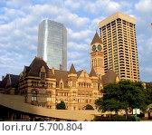 Торонто. Старая ратуша (2010 год). Стоковое фото, фотограф Galina Vydryakova / Фотобанк Лори