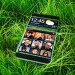 Смартфон с прозрачным экраном в траве ., фото № 5710080, снято 6 марта 2014 г. (c) Андрей Армягов / Фотобанк Лори