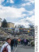 Купить «Смутные времена на Украине», фото № 5714000, снято 16 марта 2014 г. (c) Алексей Сергеев / Фотобанк Лори