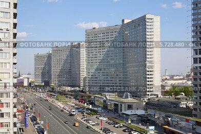 Новый Арбат в Москве, Россия