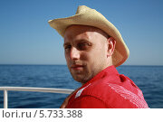 Купить «Морское путешествие», эксклюзивное фото № 5733388, снято 13 июня 2011 г. (c) Вероника / Фотобанк Лори