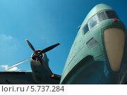 Самолет. Стоковое фото, фотограф Дмитрий Липавский / Фотобанк Лори