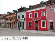 Столица Черногории Цетине (2011 год). Редакционное фото, фотограф Комиссаров Андрей / Фотобанк Лори