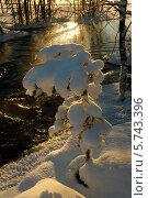 Пороги Гирваса. Стоковое фото, фотограф Александр Тюнис / Фотобанк Лори