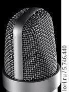 Микрофон макро. Стоковое фото, фотограф Петеляева Татьяна / Фотобанк Лори