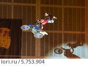 Купить «Монстр шоу», эксклюзивное фото № 5753904, снято 19 октября 2018 г. (c) ФЕДЛОГ.РФ / Фотобанк Лори
