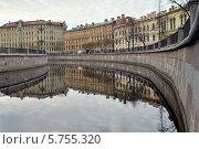 Купить «Санкт-Петербург. На канале», эксклюзивное фото № 5755320, снято 29 марта 2014 г. (c) Александр Алексеев / Фотобанк Лори