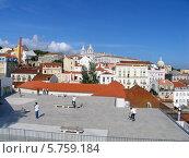 Португалия, Лиссабон (2007 год). Стоковое фото, фотограф Светлана Островская / Фотобанк Лори