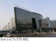 Павильон Крокус Сити Холл. Москва (2014 год). Редакционное фото, фотограф Склярова Ирина / Фотобанк Лори