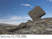 Купить «Сейд в горах у Сейдозера», фото № 5776096, снято 7 августа 2013 г. (c) Иван Аборнев / Фотобанк Лори