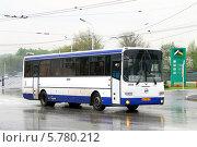 Купить «Автобус ГолАЗ-ЛиАЗ-5256», фото № 5780212, снято 15 мая 2009 г. (c) Art Konovalov / Фотобанк Лори