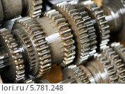 Купить «Автомобильный двигатель или коробка передач», фото № 5781248, снято 31 марта 2014 г. (c) Дмитрий Калиновский / Фотобанк Лори