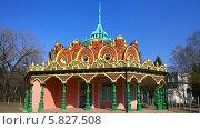 Павильон № 35 «Главтабак» на ВВЦ (ВДНХ) (2014 год). Редакционное фото, фотограф Василий Аксюченко / Фотобанк Лори
