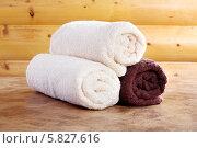 Купить «Три полотенца», фото № 5827616, снято 2 марта 2014 г. (c) Lora Liu / Фотобанк Лори