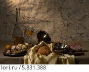 Натюрморт в голландском стиле. Стоковое фото, фотограф Екатерина Радомская / Фотобанк Лори