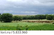 Сельский пейзаж. Стоковое фото, фотограф Екатерина / Фотобанк Лори