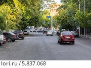 Купить «Улицы Еревана. Армения», фото № 5837068, снято 4 июля 2013 г. (c) Евгений Ткачёв / Фотобанк Лори