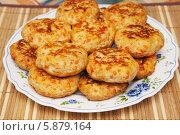 Купить «Котлеты из индейки с морковью», эксклюзивное фото № 5879164, снято 27 марта 2012 г. (c) Dmitry29 / Фотобанк Лори