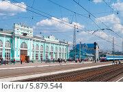 Станция Тайга. Редакционное фото, фотограф Олег Новожилов / Фотобанк Лори