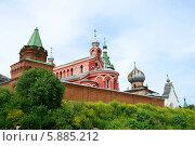 Никольский мужской монастырь (2011 год). Стоковое фото, фотограф Анна Алексеенко / Фотобанк Лори