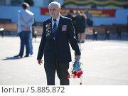 Купить «День Победы в Москве», фото № 5885872, снято 9 мая 2014 г. (c) Okssi / Фотобанк Лори