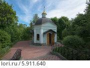 Часовня в парке Царицыно (2014 год). Редакционное фото, фотограф Юрий Баулин / Фотобанк Лори