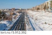 Братск (2011 год). Стоковое фото, фотограф Svet / Фотобанк Лори