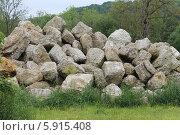 Камни. Стоковое фото, фотограф М/A / Фотобанк Лори