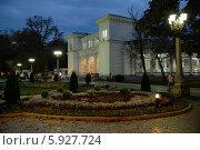 Колоннада в Курортном парке (2011 год). Редакционное фото, фотограф Юрий Антипычев / Фотобанк Лори