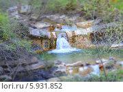 Водопад. Стоковое фото, фотограф Elena Baranovskaya / Фотобанк Лори