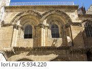 Храм Гроба Господня, Израиль. Стоковое фото, фотограф Екатерина Высотина / Фотобанк Лори