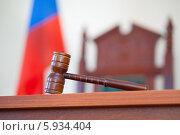 Купить «Российское правосудие», эксклюзивное фото № 5934404, снято 23 мая 2014 г. (c) Александр Тарасенков / Фотобанк Лори