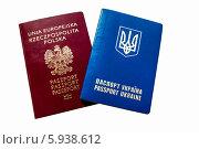Паспорта Украины и Польши. Стоковое фото, фотограф eva cuba air / Фотобанк Лори